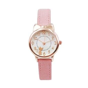 UTHAI CQ04 Quartz WristWatch rosette Watches