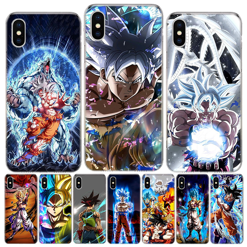 DBZ Dragon ball Anime Phone Case For iphone SE 2020 11Pro XS MAX 8 7 6