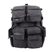 جديد حقيبة كاميرا عالية الجودة الوطنية الجغرافية NG W5070 حقيبة الكاميرا حقيقية في الهواء الطلق حقيبة كاميرا السفر (نسخة سميكة اضافية)