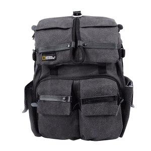 Image 1 - جديد حقيبة كاميرا عالية الجودة الوطنية الجغرافية NG W5070 حقيبة الكاميرا حقيقية في الهواء الطلق حقيبة كاميرا السفر (نسخة سميكة اضافية)
