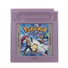 For Nintendo GBC Video Game Cartridge Console Card Poke Series Team Rocket English Language Version