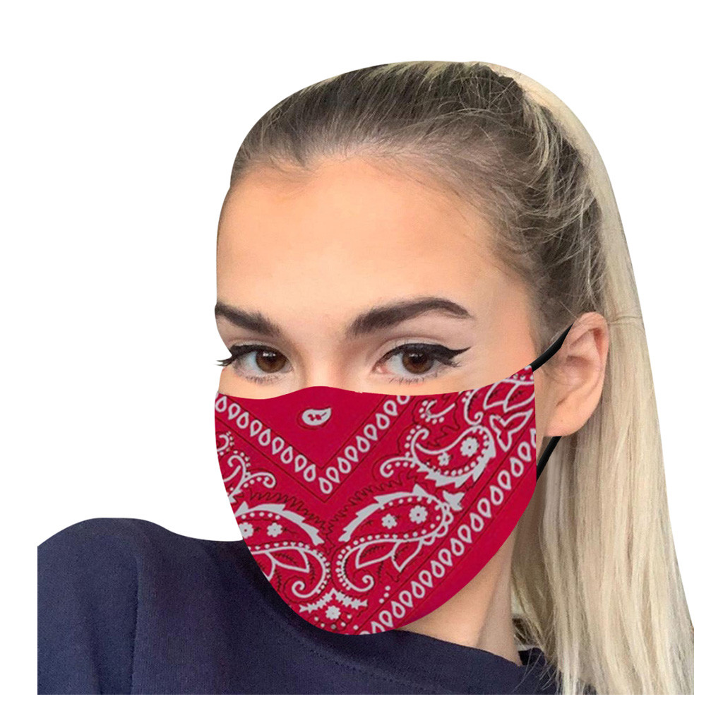 Women Men Outdoor Sports Bandana Scarf Headwear Face Mask Riding Camping Cycling Headscarf Tube Wristband Headband Cool 5