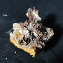 1424 натуральный фторированный алюминий гипс ангидрит кристалл