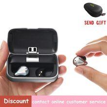 Mifo O5 Mini Bluetooth 5.0 Tai Nghe Thật Tai Nghe Nhét Tai Không Dây Cầm Tay Thể Thao Tai Nghe Tws Chống Nước Tai Nghe Chụp Tai Chạy