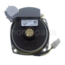 Pump-Motor Gas-Boiler Part-Water Circulation Wilo for Intnfsl12/6-Apply Power-82w/83w