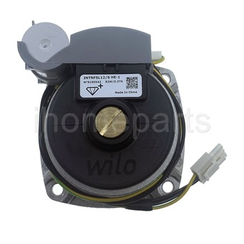 Gas Boiler Part Water Circulation Pump Motor for Wilo INTNFSL12/6 Apply to Power 82W/83W(5#) 1