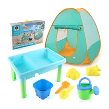 Portable Baby Beach Tent Outdoor Travel Bed Infant