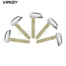Дистанционный ключ 5 шт новый стиль сменный смарт брелок необработанное