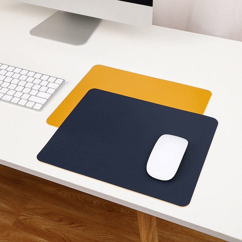 Permalink to ForPU Easy To Clean Non-Slip Gaming Desktop Mouse Pad Waterproof Anti-Scratch Double Sided Mat For PC Laptop Desktop