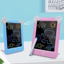 Drawing-Pad Magic-Board-Pad Art Children 3D LED for Plastic Creative Luminous Gift