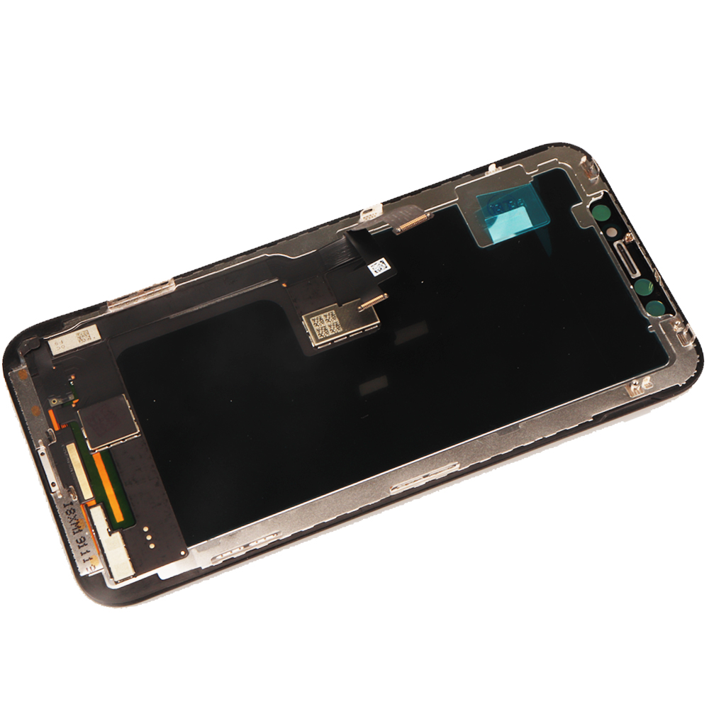 Image 2 - 100% Tested AAA    LCD Replacement for iPhone X XS MAX XR LCD  Display Touch Screen With 3D Touch Digitizer AssemblyMobile Phone LCD  Screens