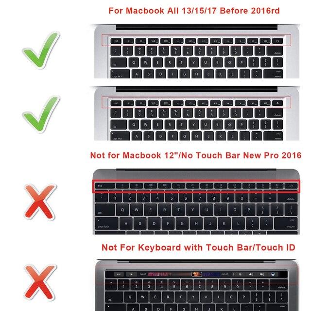 """HRH FL Studio owocowe pętle funkcjonalny skrót skrótu klawiatura silikonowa pokrywa skóry dla Macbook Air Pro Retina 13 """"15"""" 17 """"ue/usa"""