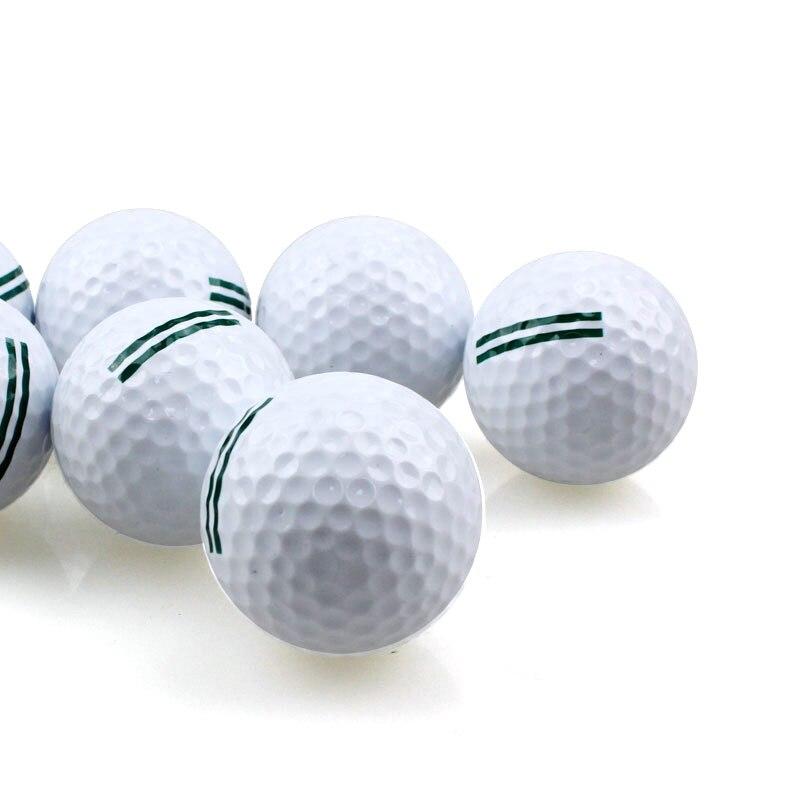 distância bolas com saco de armazenamento branco Color-12pcs saco