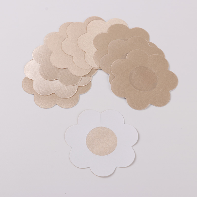 10 Pcs Sexy Nipple Pasties Nipple Covers Women Adhesive Breast Disposable Breathable Invisible Sticky Bra Womens Accessoires