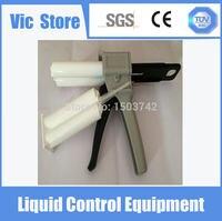 Free Shipping AB Glue Mixing Dispensing Gun for 50ml 50cc Epoxy & Adhesive Cartridges (1:1 & 2:1 ratios)