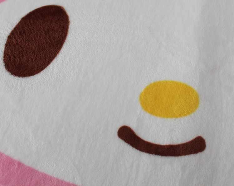 Neue Nette Cartoon My Melody Teppich Anime 100 x160CM Hause Weiches Fell Teppiche Kinder Mädchen Schlafzimmer Wohnzimmer Boden Matte fußmatte Decor