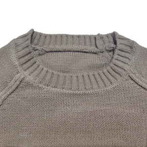 Image 5 - Autumn Winter Solid Sweater Men New Casual Slim Fit Mens Knitted Sweaters Comfort O Neck Knitwear Pullover Men S 3XL Pull Homme
