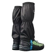 Legging Ski-Boot Snow Gaiter-Leg-Cover Travel-Shoe Climbing-Gaiters Hiking Hunting Waterproof