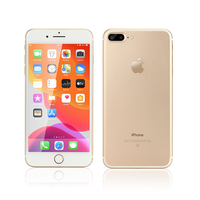 Unlocked Apple Used iPhone 7 / iPhone 7 Plus Smartphone 12.0MP Camera 32G / 128G Rom IOS Mobile Phones With Protect Film 1