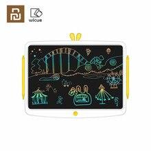 YouPin Wicue gökkuşağı LCD el yazısı kurulu yazma tableti 16 inç arka işık olmadan eğitim araçları Mijia Youpin