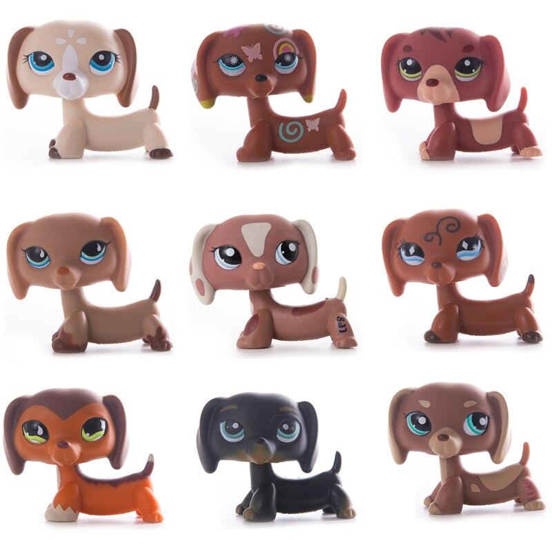 Lpsペットショップのおもちゃ犬ソーセージ犬コレクション種類完成した ...