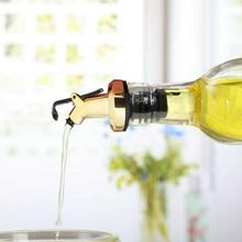 Sprayer Dispenser Bottle-Stopper Olive-Oil Wine-Pourer Leak-Proof 3PCS Spout Drink