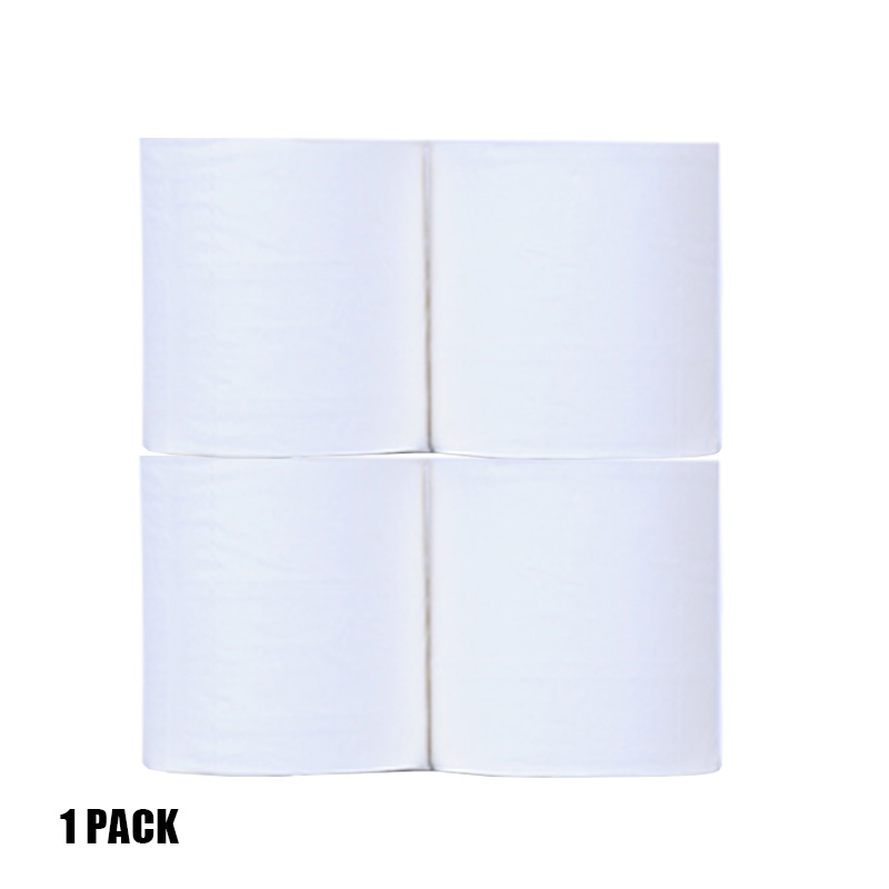 1 Pack Ultra Soft Touching Toilet Paper Tissue Paper Roll For Bathroom Living Room MH88