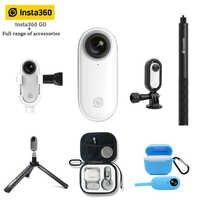 Insta360 GO nouvelle caméra d'action AI édition automatique mains libres Insta 360 Go plus petit appareil photo stabilisé pour iPhone et Android