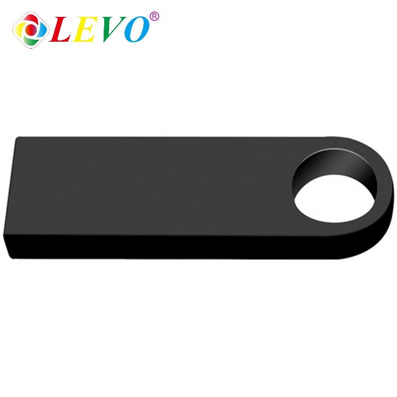 Sliver Golden Metalen Pen Drive 64Gb Usb Flash Drive 8Gb 16Gb 32Gb 128Gb Memory Stick flash Card U Disk 256Gb Pendrive 3