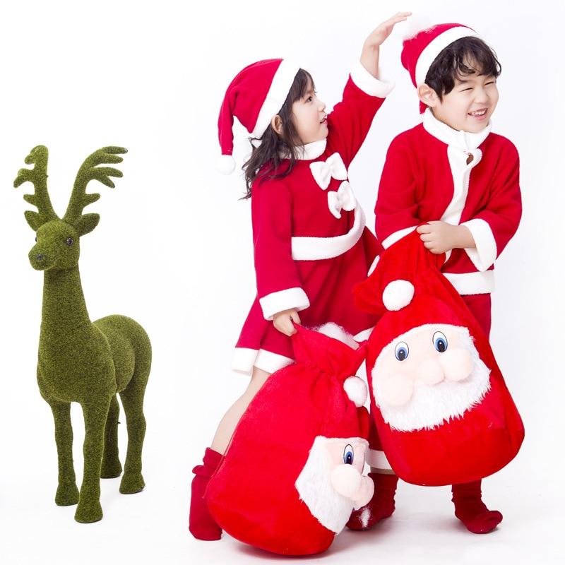 Baby Girls Xmas Christmas Festive Winter Romper Dress Outfit Snow Reindeer 0-18m