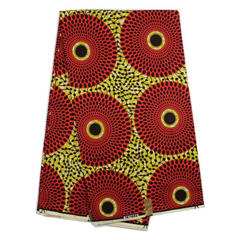 цена на 2020 new fashion wax african fabric wax print ankara print african fabric ankara wholesale polyester wax fabric for clothes