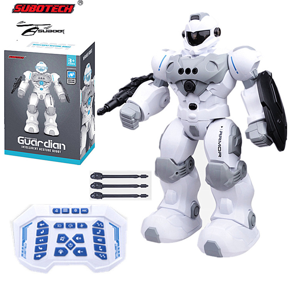 JJRC Remote Control Robot Toy,Smart Rc Robot for Kids Intelligent programmable Rc Robot Educational Toy,Gesture Sensing Robot kit Singing /& Dancing Features for Boy and Girl Companionship Gift