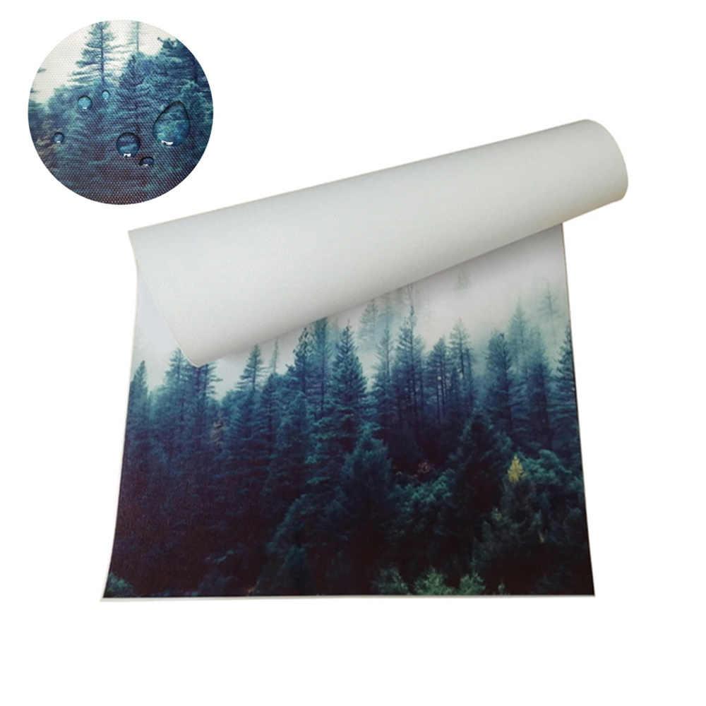Nordic Minimalista Geometrica Rotonda di Colore della Tela di Canapa Pittura Industriale Retrò Modello di Arte Della Parete Manifesto Complementi Arredo Casa Trittico Immagini