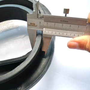 Image 5 - 2 pieces sand blasting glove holders  ,Glove holder for sandblast cabinet 260x180mm