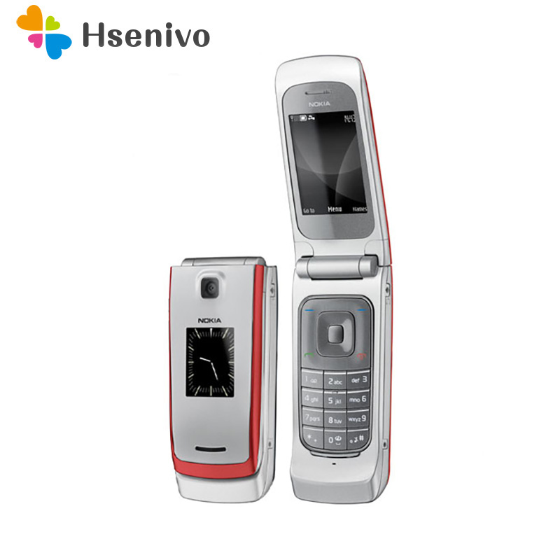 3610F Original Unlocked Nokia 3610 Flod Mobile Phone 2.0 Inch 2G With Bluetooth Cellphone Free Shipping