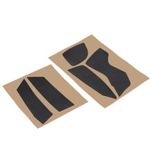 Hotline Games Mouse Skates Side Stickers Anti-slip Tape For logitech G502 Mouse R9JB