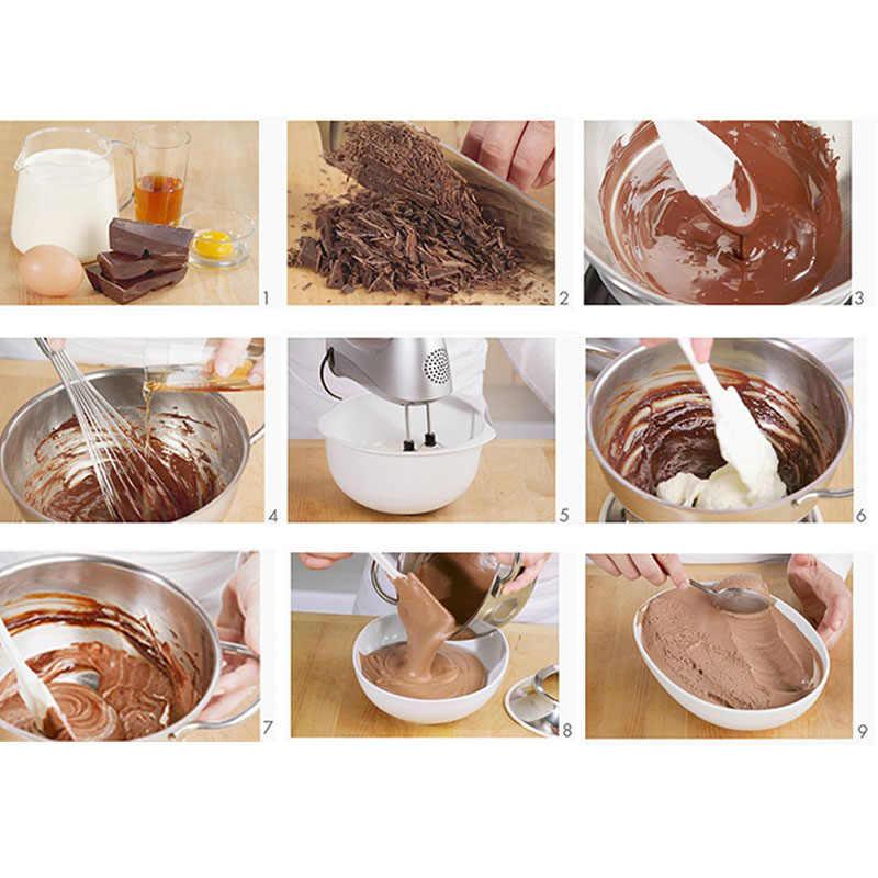 3-12 Cm Ronde Vorm Snijden Mallen Mousse Cake Ring Mold Keuken Gadget 12 Stks/set Rvs Cake Bakken accessoires
