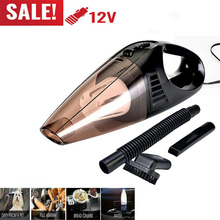 Car Vacuum Cleaner 12V Car Handheld Vacuum Cleaner Mini Vacuum Cleaner For Auto Aspirateur Powerful Vaccum Cleaners Collector цены онлайн