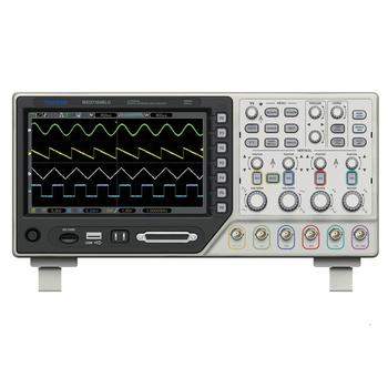 Hantek MSO7304BLG 300MHz Dual Channel Handheld Digital Storage Oscilloscope 2GSa/s Sample Rate hantek 1008a digital pc usb oscilloscope generator vehicle 8channels testing 2 4msa s 2 0 interface automotive programmable