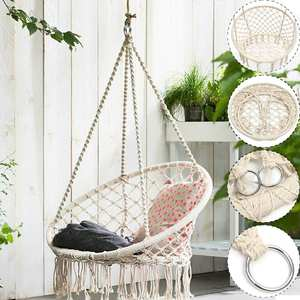 Hammock Chair Swing-...