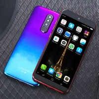 """Czyszczenie magazynu wyprzedaż 6.0 """"ekran Android celular 3G 4G smartphone lte tanie telefon komórkowy 3GB 16GB Dual Sim GSM telefony"""