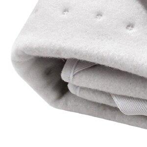 Image 3 - 220V   240V 60W 150*80CM włóknina przenośny zmywalny elektryczny podgrzewacz termiczny podgrzewacz łóżko pojedyncze rozmiar 3 ciepła ue wtyczka