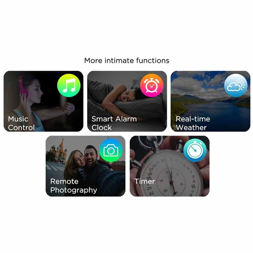 جديد Zeblaze كريستال 3 Smartwatch WR IP67 معدل ضربات القلب ضغط الدم عمر البطارية الطويل IPS اللون عرض ساعة ذكية