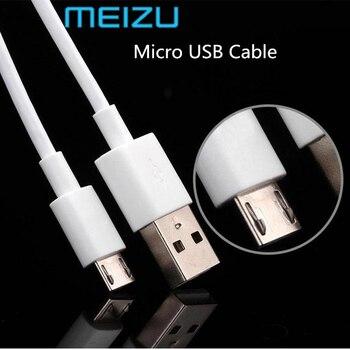Meizu Micro USB кабель 100 см линия передачи данных оригинальный Mei zu 2A Быстрая зарядка микро кабель для M5s M6s M5 M6 M3 M2 Note MX5 MX4 U10 U20 E2
