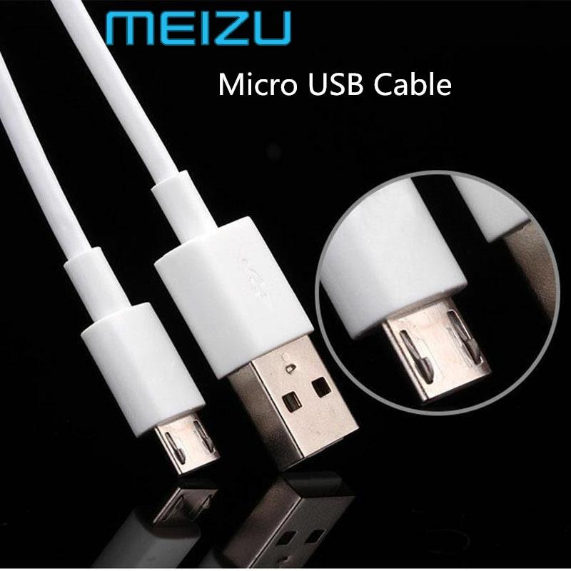 Meizu micro cabo usb 100 cm linha de dados original mei zu 2a carga rápida micro cabo para m5s m6s m5 m6 m3 m2 nota mx5 mx4 u10 u20 e2