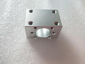 DSG12H, soporte de montaje, piezas CNC, tornillo de bola, tuerca de aluminio, soporte de carcasa, soporte para SFU1210/1204