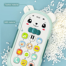 Phone-Toy Music-Sound-Machine Gift Early-Educational Infant Baby Kids