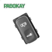 Siyah merkezi kapı kilidi sistemi anahtarı düğmesi Skoda Octavia için Mk2 Yeti 2004-2009 2010 2011 2012 2013 1Z0962125A