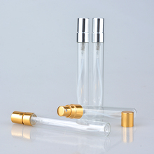 10ml Refillable Shampoo Lotion Liquid Hand Wash Liquid Cosmetic Bottle Pressure Bottling Home Travel Spray Pump Bottle