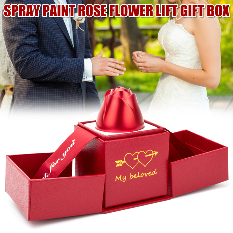 Rose Lifting Gift Box
